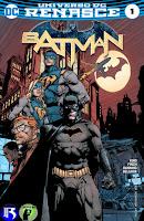 DC Renascimento: Batman #1