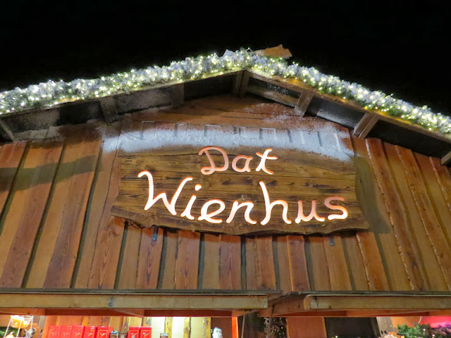 Dat Weinhus at the Copenhagen Christmas Markets