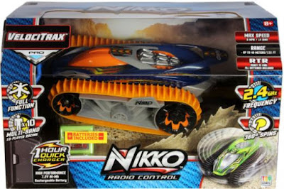 VelociTrax Pro RC Vehicle from Nikko