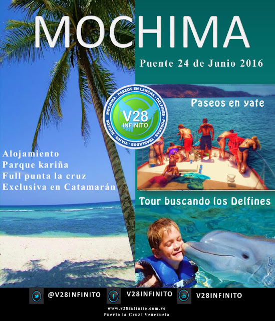 imagen tour mochima