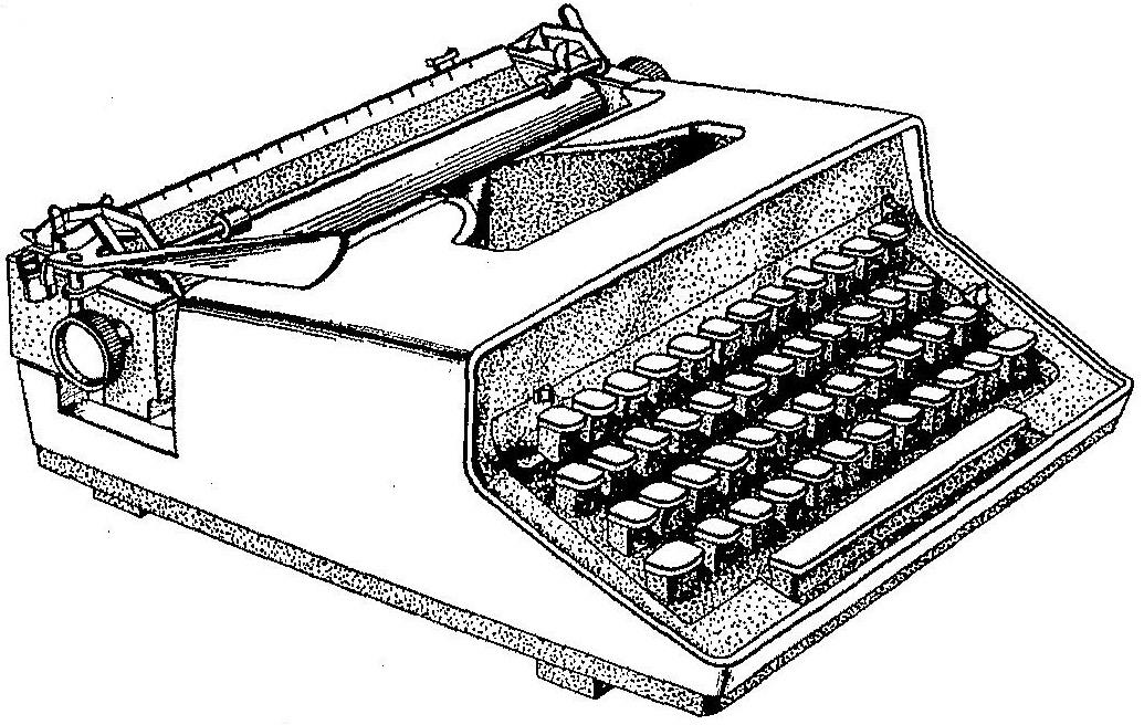 oz.Typewriter: Carl Sundberg's European-made Remington