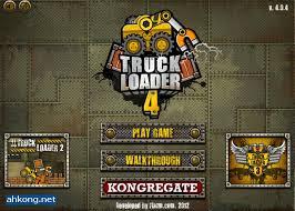 Truck Loader: Truck Loader Miniclip