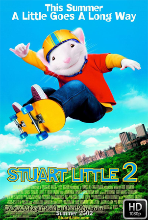 Stuart Little 2 [1080p] [Latino-Ingles] [MEGA]