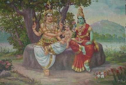 Image result for சோமாஸ்கந்தர்