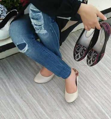 hangout-memakai-flatshoes-etnik-indonesia-kenapa-tidak