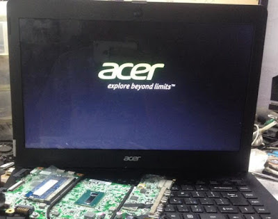 Hardware laptop, kerusakan laptop acer