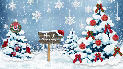 Merry Christmas Santa Gifts