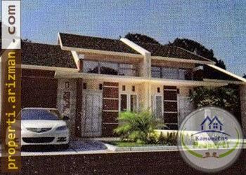 Dijual Rumah Jatingaleh Residence Semarang