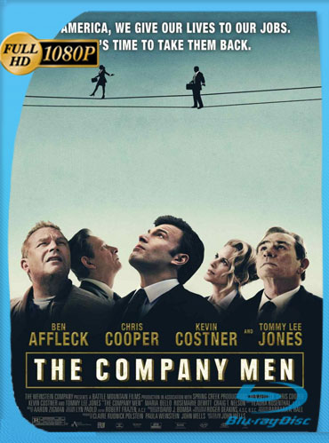 The Company Men (2010) HD [1080p] Latino Dual [GoogleDrive] ​TeslavoHD
