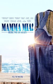 Mamma Mia! Here We Go Again - Poster & Trailer