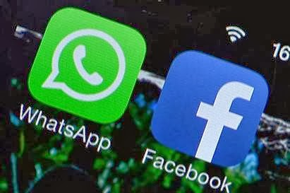 facebook ve whatsapp