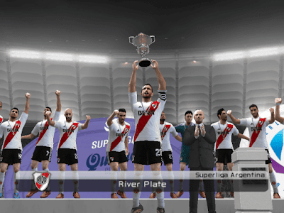 PES 6 Trophy Superliga Argentina by Pato_Lucas18
