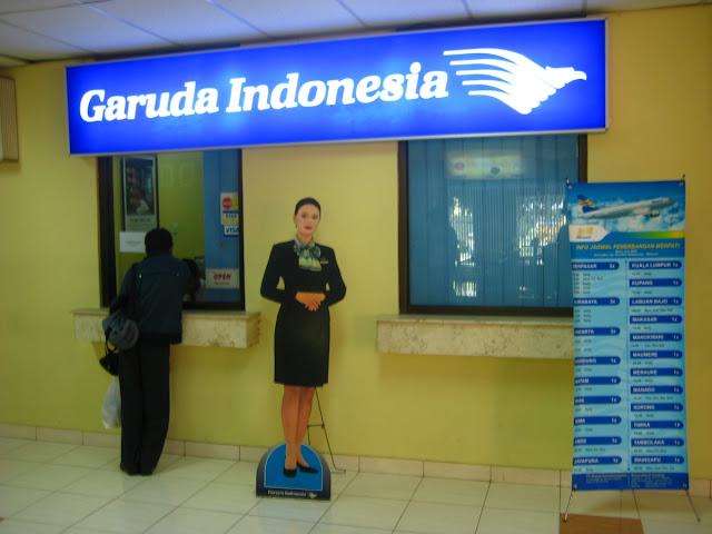 가루다항공 사무실