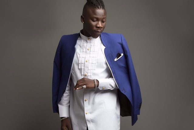Stonebwoy talks to BBC about 'Epistles of Mama'