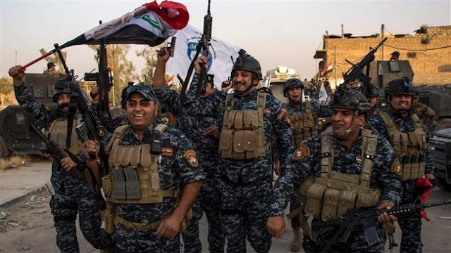 Iraqi government forces mopping up last pockets of Takfiri Daesh terrorists in Mosul