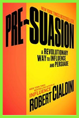 7 Books every Marketing leader Should Read In 2019 1. Pre-Suasion: A Revolutionary Way to Influence and Persuade Author: Robert Cialdini