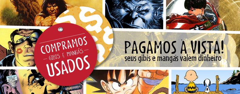 gibis e mangás rika comic shop
