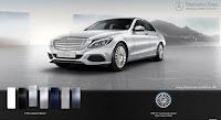 Mercedes C250 Exclusive 2016 màu Bạc Iridium 775