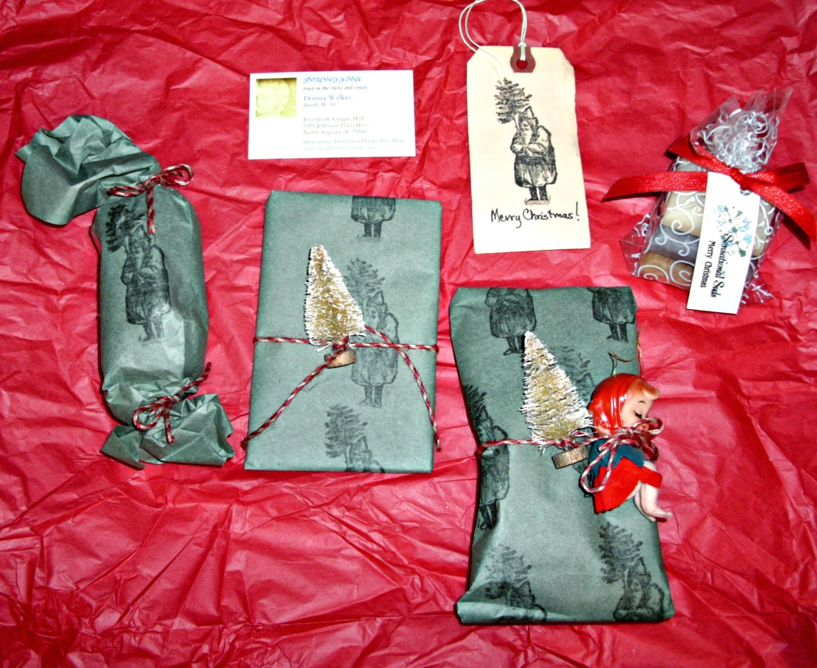 ornament exchange package