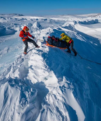 Arctic Return Expedition nears objective