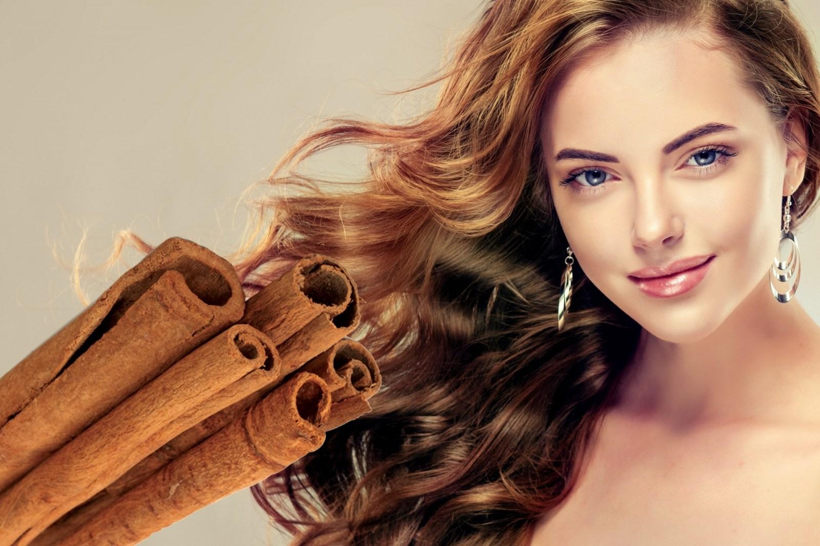 merawat kesehatan rambut dengan kayu manis