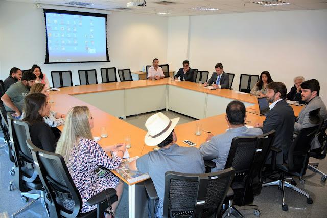 Câmara realiza reunião entre moradores de Vicente Pires e gestores da Saúde