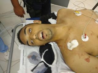 Guarda Civil de Mauá de folga presenciou assaltou e apos troca de tiros marginal veio a óbito