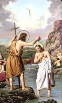 Traditio Catholica Romana Il Papa La Festa Del Battesimo Di