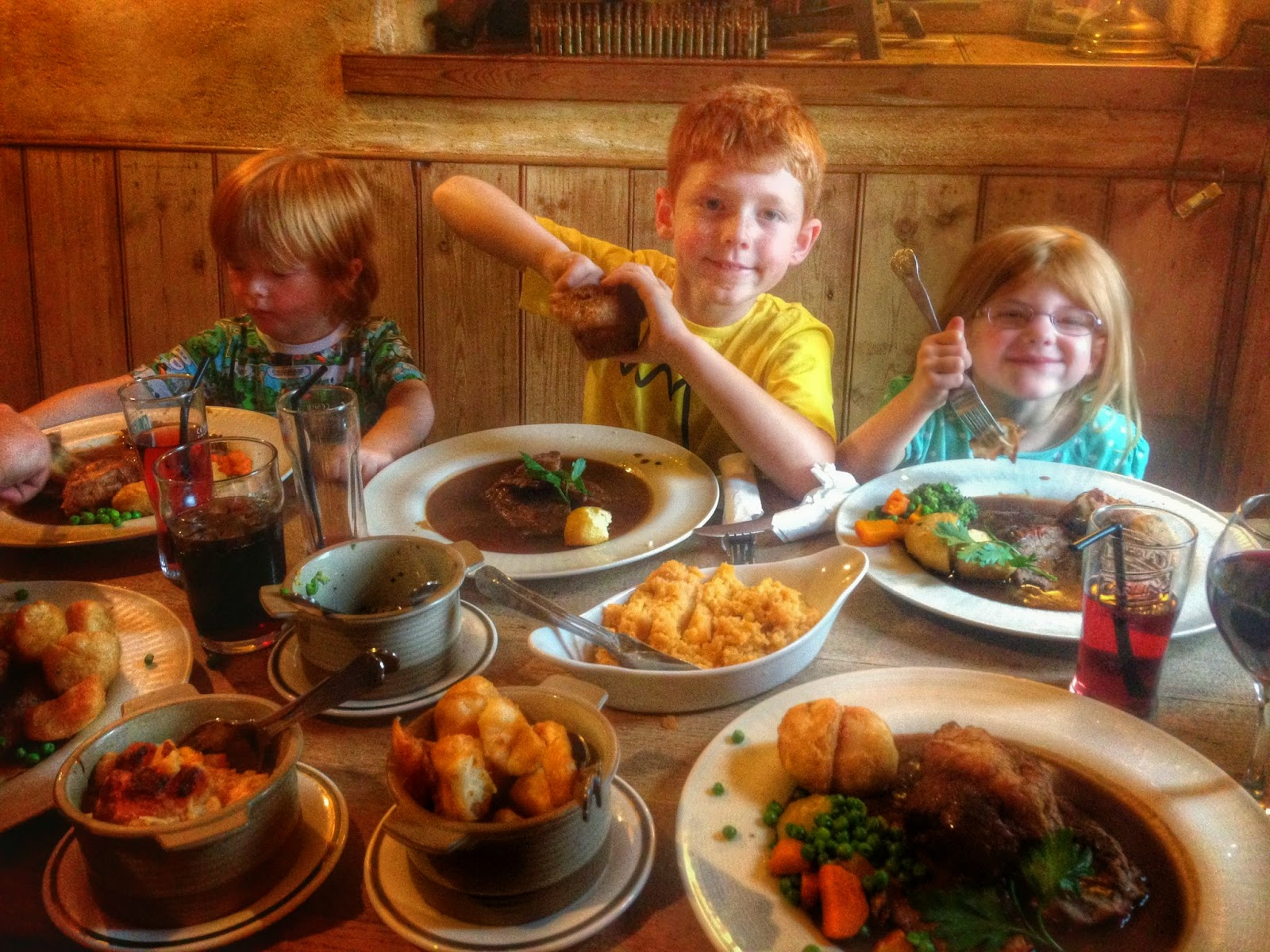 Our Guide to the Best Family Friendly Sunday Lunches in the North East - The Cook and Barker