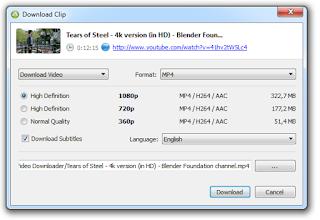 تحميل وتفعيل 4K Video Downloader للتحميل من اليوتيوب