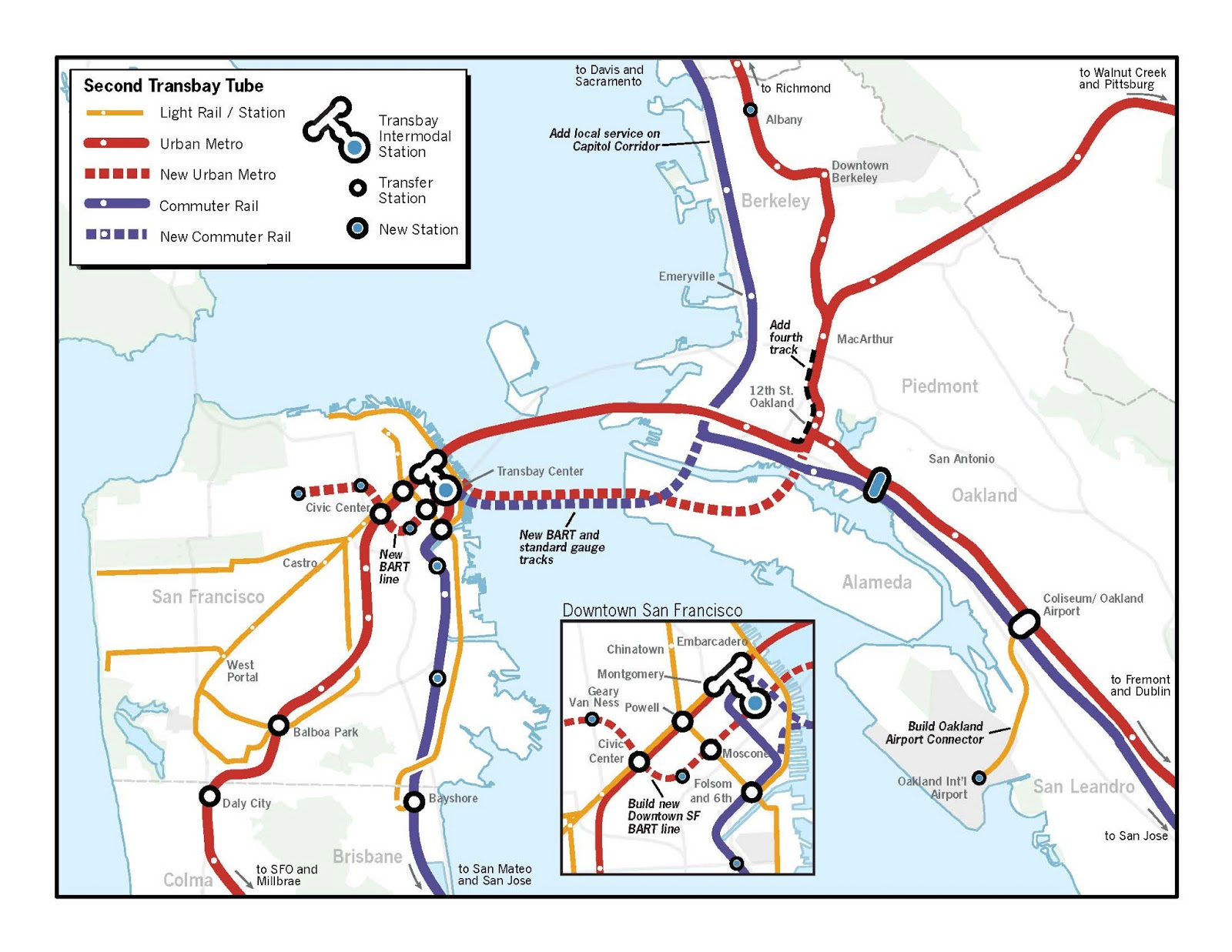Bad Bolts Bart Accidents Build 2nd Transbay Tube