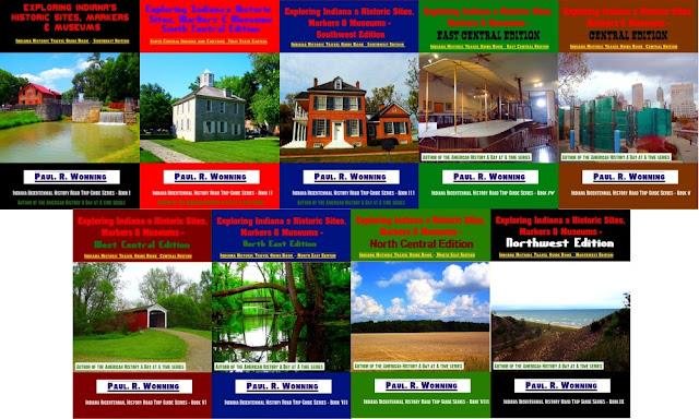 Indiana Bicentennial History Road Trip Series