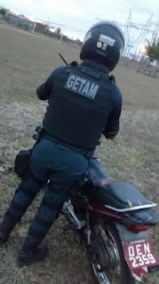 Policia recupera moto roubada em Itabaiana