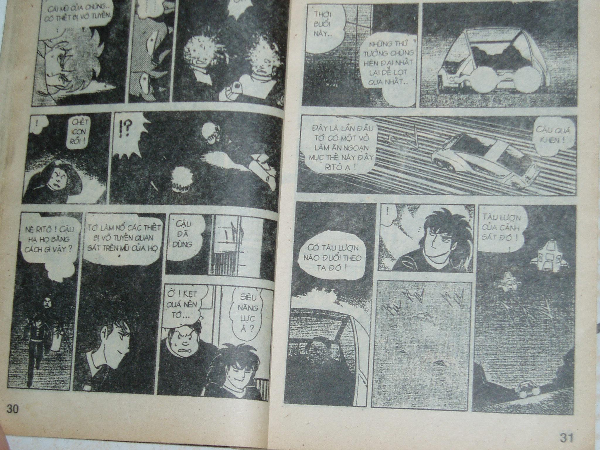 Siêu nhân Locke vol 17 trang 14