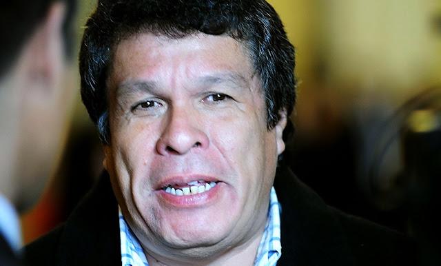 Heriberto Benítez es investigado por delito de asociación y lavado de activos por caso Orellana