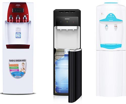 Harga Dispenser Merk Sanken Galon Bawah Atas Low Watt Terbaru Tahun 2018