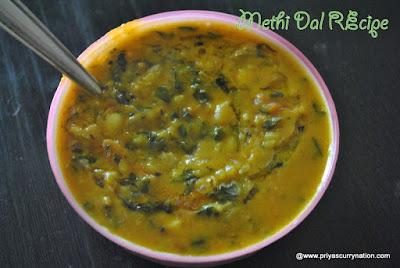Methi-dal-recipe