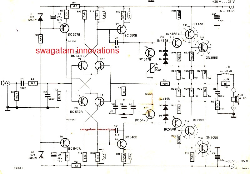 2n3055 datasheet  pinout  application circuits