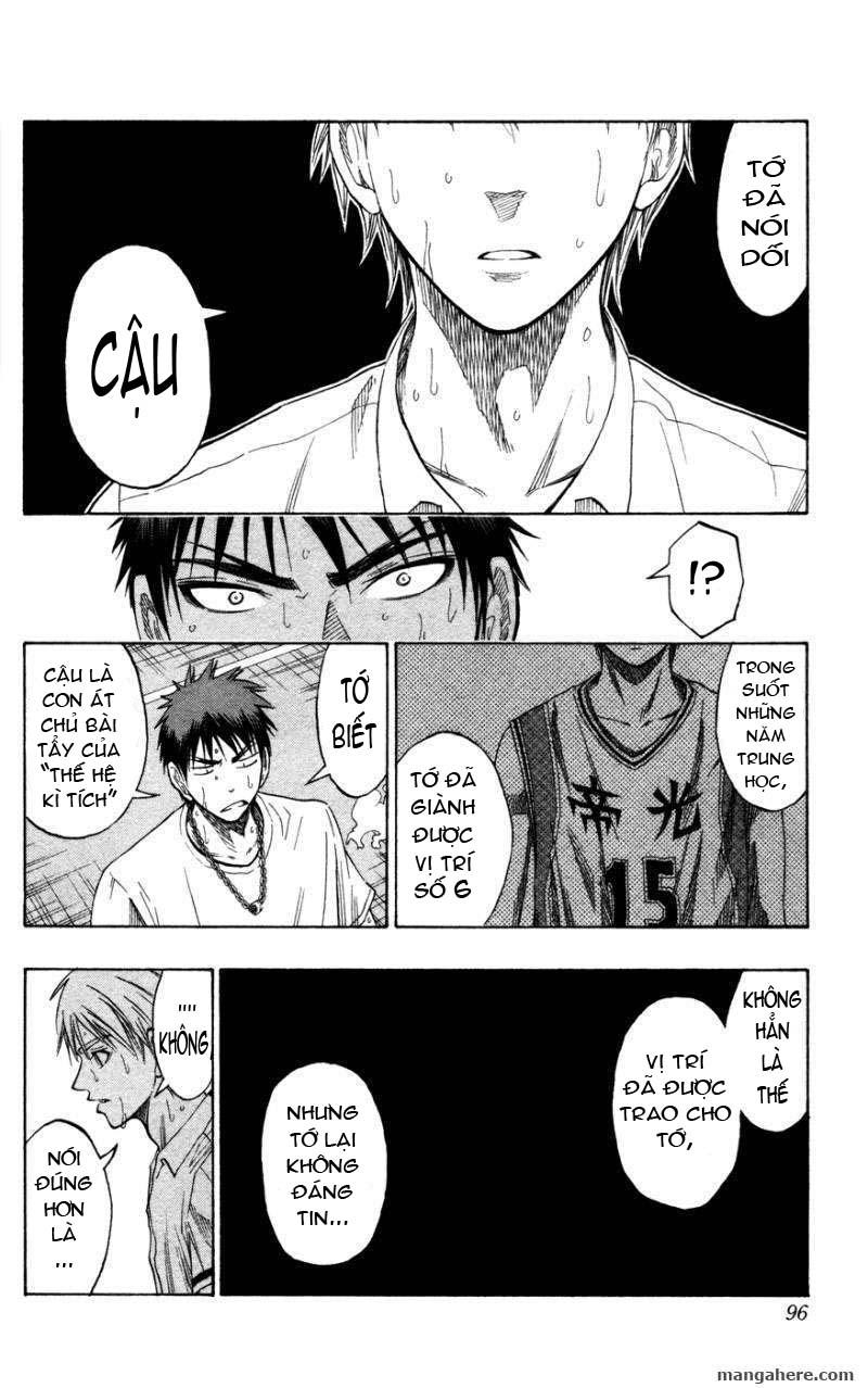Kuroko No Basket chap 057 trang 11