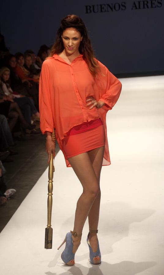 4e0edce17 Buenos Aires Moda Spring-Summer 2012