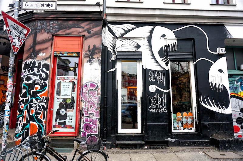 zwiedzanie Berlina, co zobaczyć w Berlinie, street art Berlin, sztuka uliczna w Berlinie, Kreuzberg