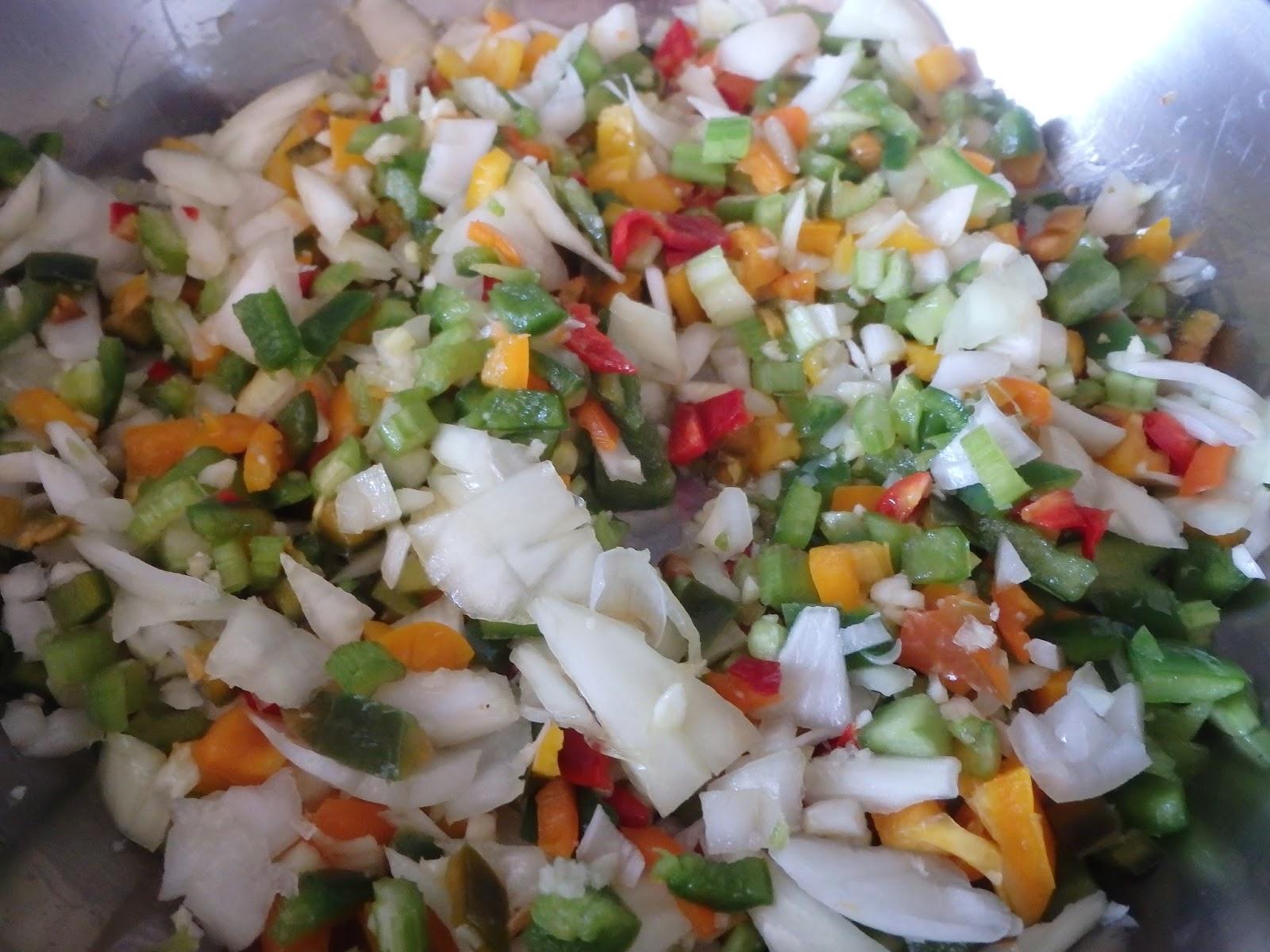 One Pot Vegan Jambalaya Pasta