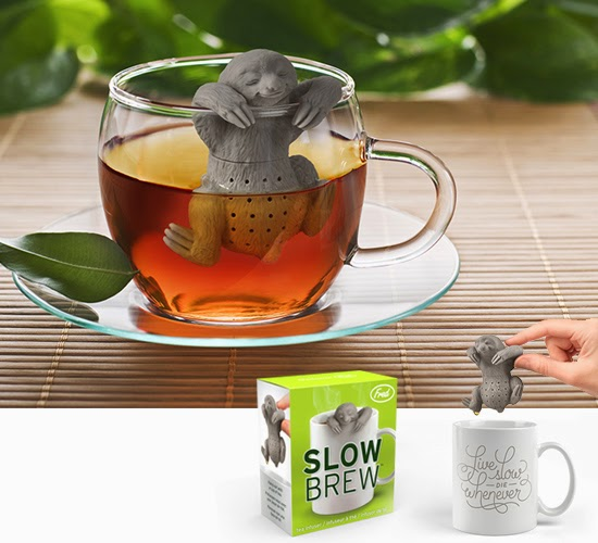 Sloth Tea Infuser - Great Gift Idea