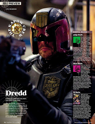 Filmen Dredd