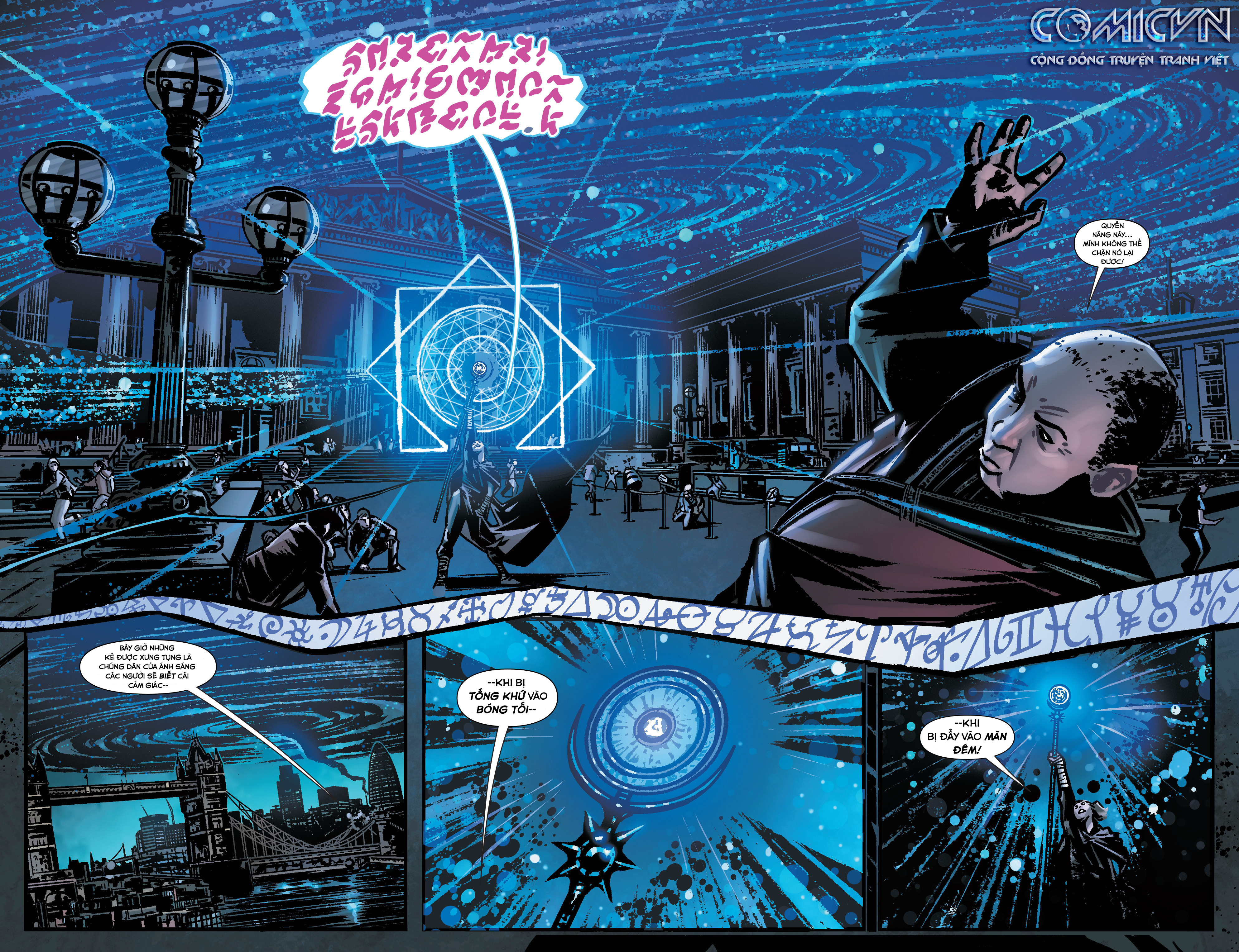 Doctor Strange Prelude kỳ 1 trang 3