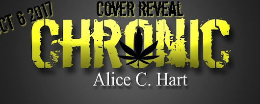 Cover Reveal - Chronic by Alice C. Hart