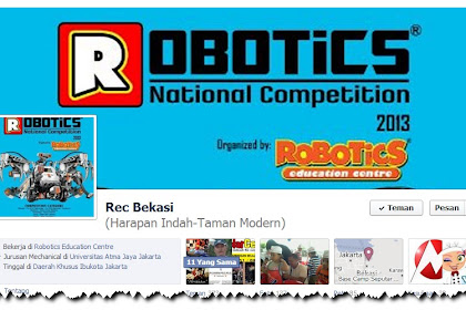 ROBOTICS® NATIONAL COMPETITION 2013