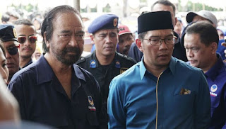 Pilgub Jabar 2018: Ridwan Kamil Dinilai Kurang Komunikasi
