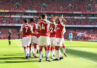 Arsenal vs Burnley: Wenger's farewell home game ends in 5-0 victory