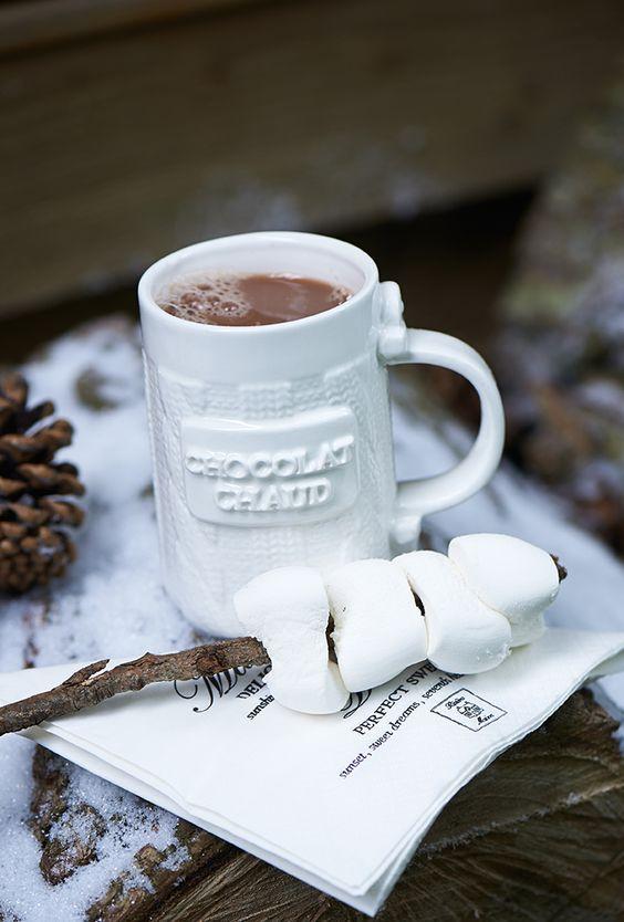 best dessert to coffee is it marshmellows
